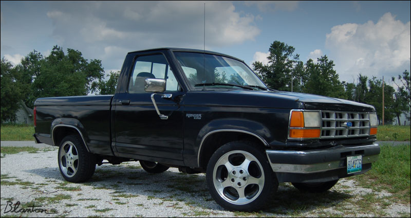 My Newest 1991 Ford Ranger